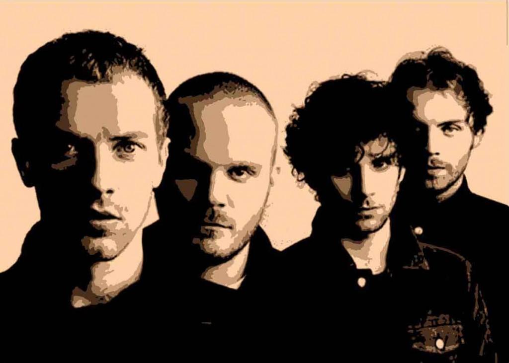 Coldplay / コールドプレイ
