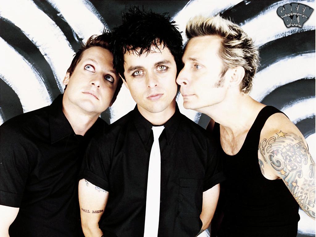 Green Day / グリーンデイ